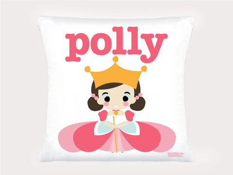Cushion Cover - Polly Princess