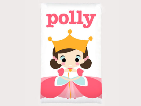 Toddler Blanket - Polly Princess