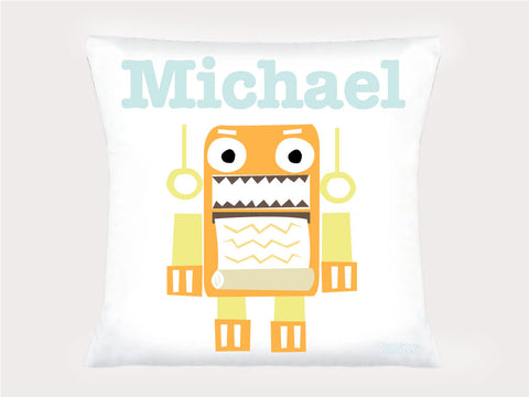 Cushion Cover - Totally Robotic