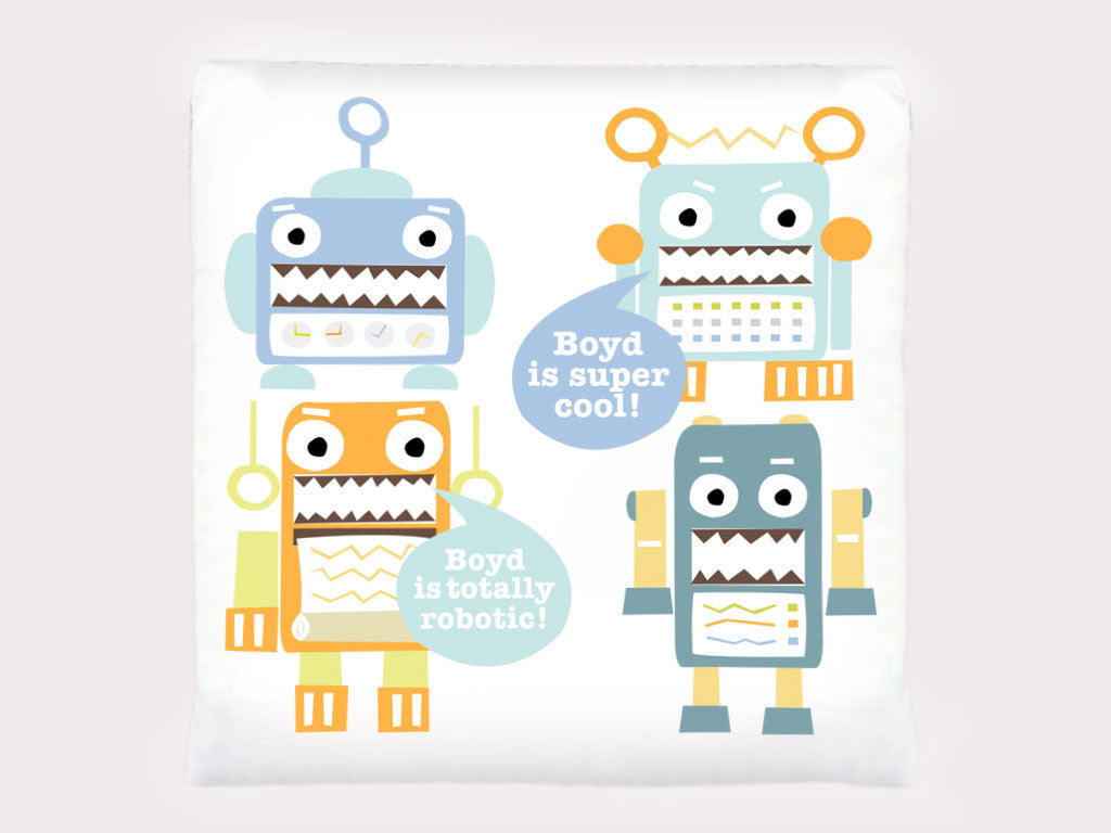 Play Blanket - Totally Robotic