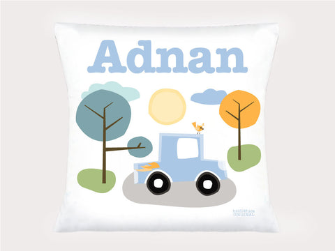 Cushion Cover - Transportation