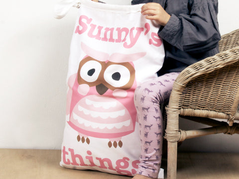 Big Toy Sack - Cooky Owl