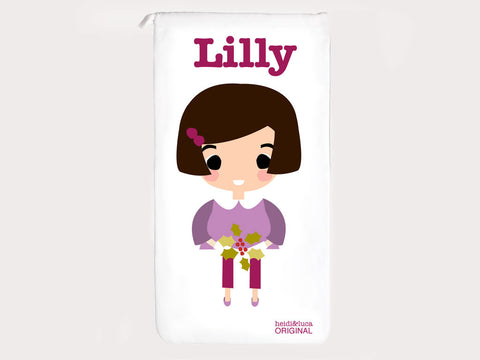 Jumbo Santa Sack - Lilly