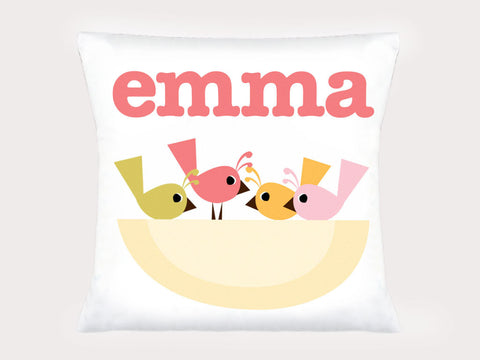 Cushion Cover - In The Nest