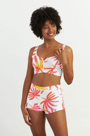 Boyshorts Tropical Leaves