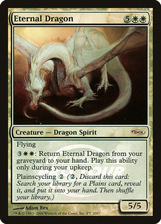 Eternal Dragon [Pro Tour Promos] | Waypoint Games CA