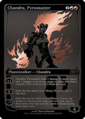 Chandra, Pyromaster SDCC 2013 EXCLUSIVE [San Diego Comic-Con 2013] | Waypoint Games CA