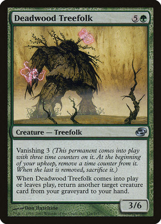 Deadwood Treefolk [Planar Chaos] | Waypoint Games CA