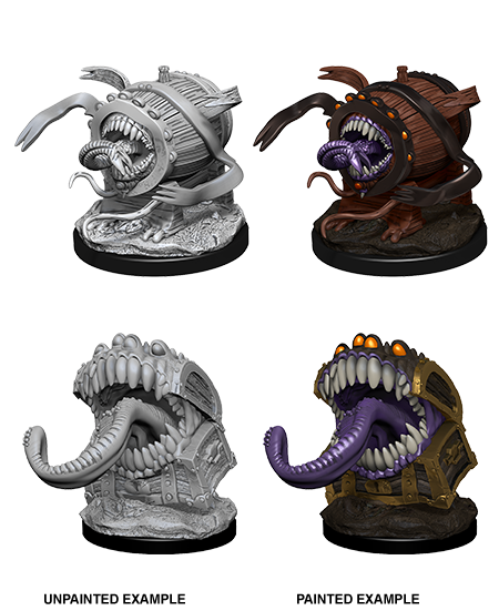 D&D Nolzur's Marvelous Miniatures: Mimics | Waypoint Games CA