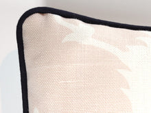 Load image into Gallery viewer, Blush Conch Garden of Persia Pillow Cover