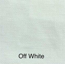 Load image into Gallery viewer, Off White/Ivory Linen Decorative Pillow Cover