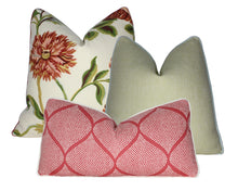 Load image into Gallery viewer, Strawberry Mocambo Pillow Cover