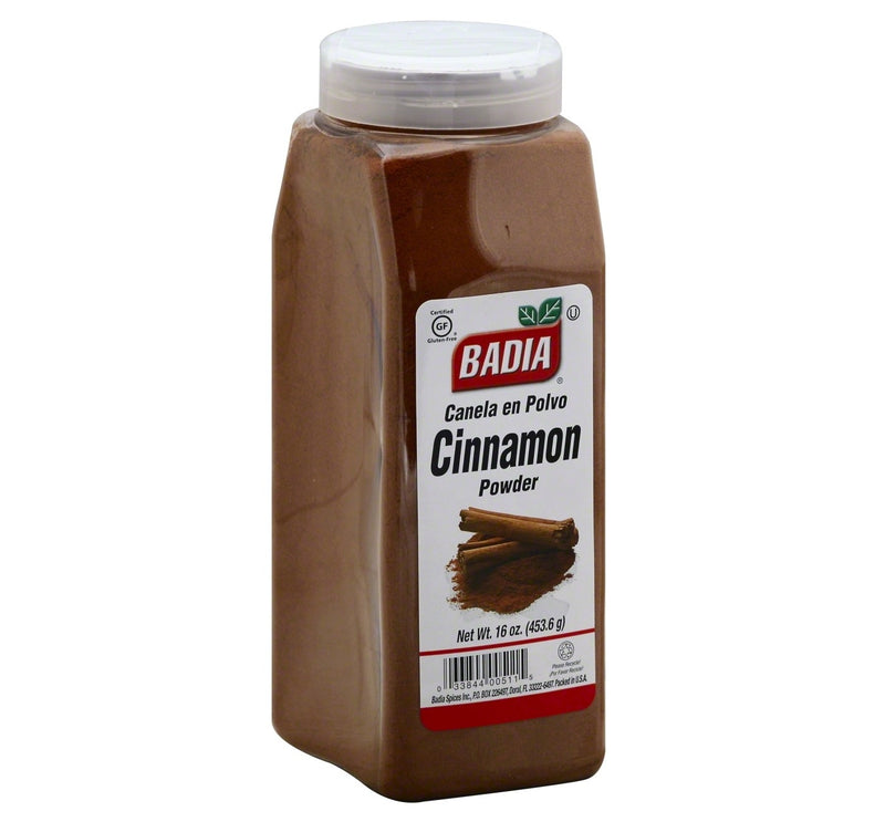 Badia Powdered Cinnamon 16 Oz