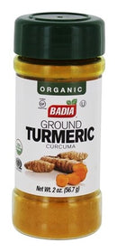 Badia Ground Turmeric 2 Oz