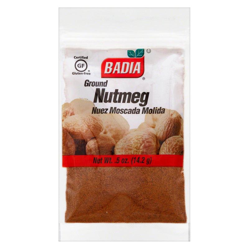 Badia Ground Nutmeg .5 Oz