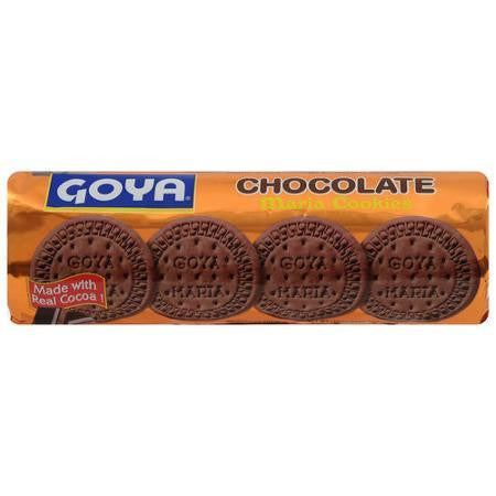 Galletas Maria De Chocolate GOYA 7 oz GOYA
