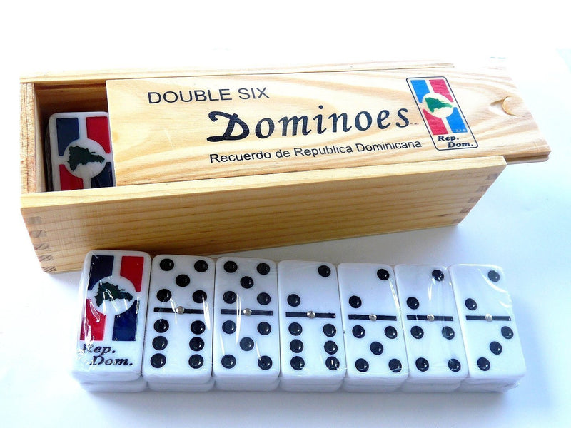 Domino games Double Six