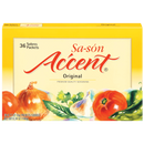 Sazón Original ACCENT 6.34 Oz 36 Sobres