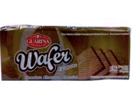 Galletas Wafer De Chocolate GUARINA 8.88 oz