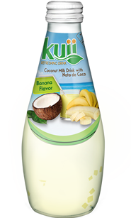 KUII Mango and Coconut juice 9.8 Oz