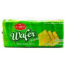 Galletas Wafer Limon GUARINA 8.88 oz