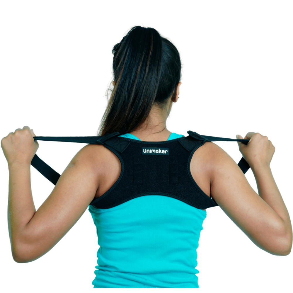 Clavicle Brace - Posture Correction Belt for Slouching & Upper Back Pain