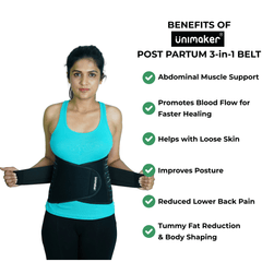 Post-Partum 3 in 1 Belt for Post-Pregnancy