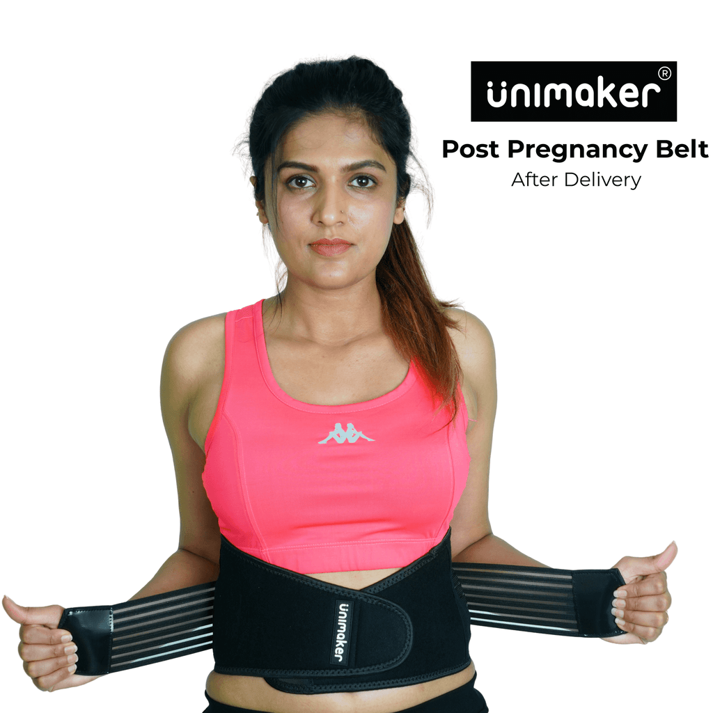 Post-Pregnancy Abdominal Support Belt