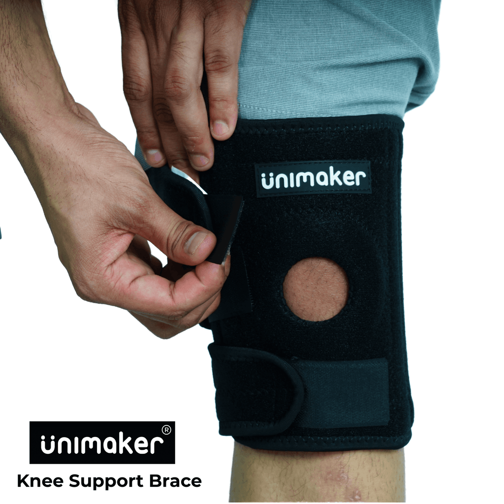 Knee Brace - Adjustable Knee Support Belt