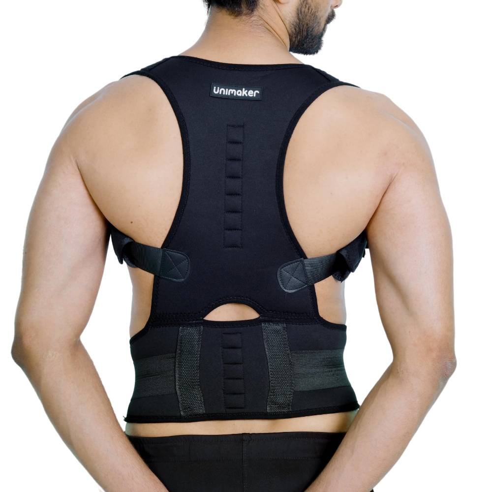 Posture Corrector Belt - Adjustable Back Support Premium Belt