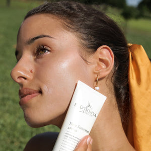 Eco tan  // Natural Face Sunscreen SPF 30