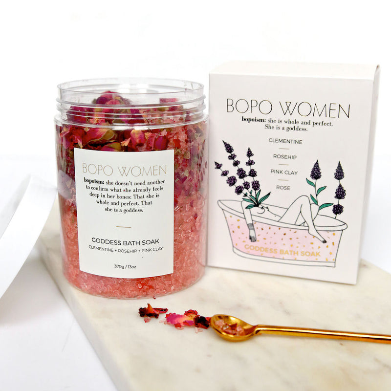 Bopo Women - Goddess Bath Soak