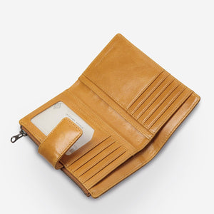 Status Anxiety // Outsider wallet Tan