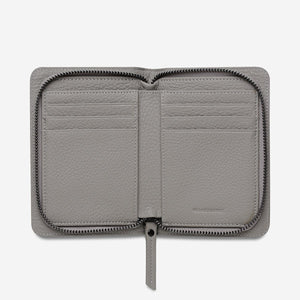 Status Anxiety // Popular Problems Wallet Grey