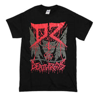 DZ DEATHRAYS - Crazy bat - T-shirt