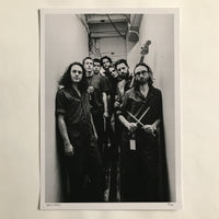 King Gizzard & The Lizard Wizard Photograph by Jamie Wdziekonski - Pre Show