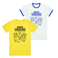 King Gizzard & The Lizard Wizard - Happy Fish - T-shirt