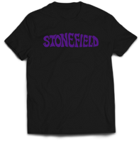 Stonefield - Purple Logo T-shirt