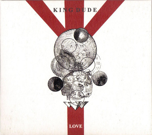 King Dude - LOVE - CD