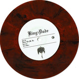 King Dude - Crazy/Never Let Me Go - 7""