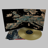 King Gizzard & The Lizard Wizard - Chunky Shrapnel - 2×LP on gold vinyl