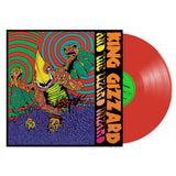 "King Gizzard & The Lizard Wizard - ""Willoughby's Beach"" Red Colored Vinyl"