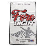 Fore Right Towel