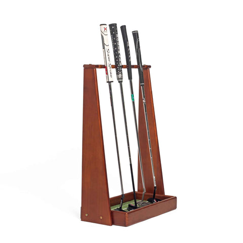 Luxury Golf Putter Stand from Luxury Travel & Golf