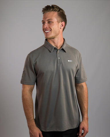 Everyday Polo Charcoal