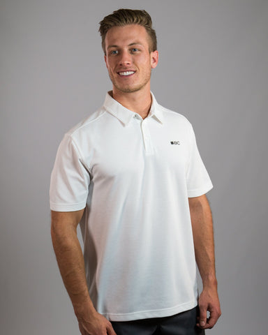 Everyday Polo White