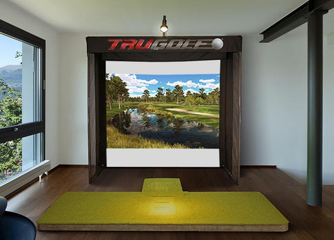 TruGolf Vista 8 Base Unit Golf Simulator