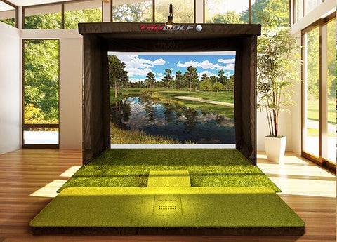 TruGolf Vista 10 Base Unit Golf Simulator