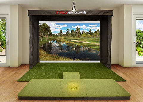 TruGolf Vista 12 Base Unit Golf Simulator