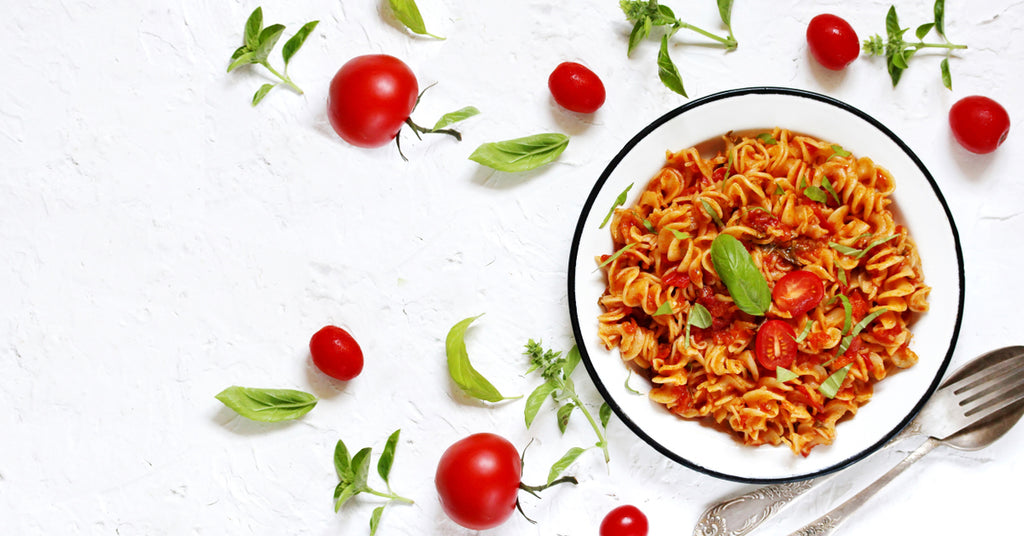 Video Recipe – Cricket Protein Pasta Sauce
